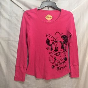 Minnie mouse thermal top Disney M
